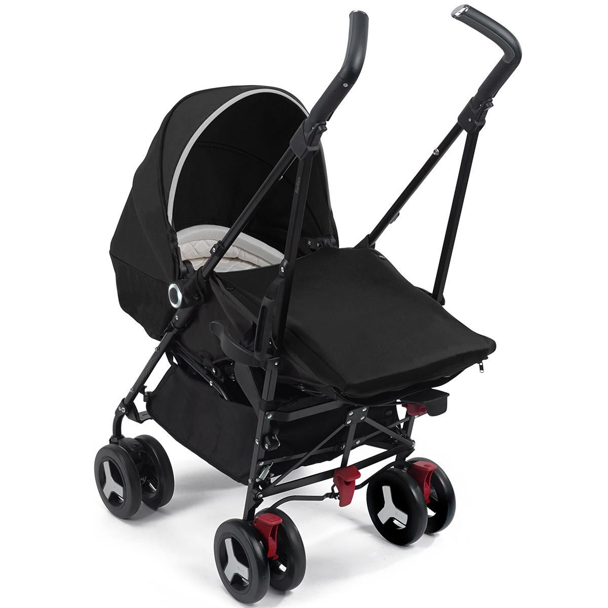 Дополнительный комплект для коляски Silver Cross Reflex Black<br>