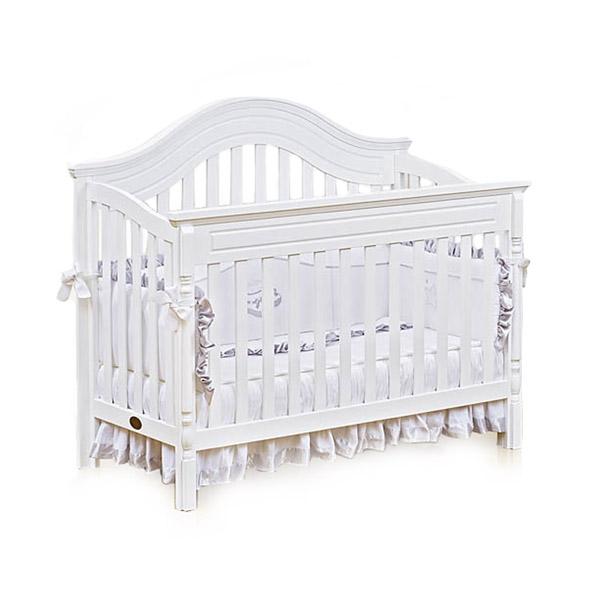 Кроватка Giovanni Aria 120x60 см классика White<br>