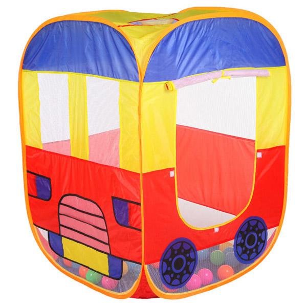 Игровая палатка YAKO Автобус (одно отделение) Y20206021<br>