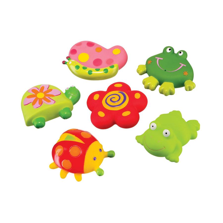 Игрушка для ванной Happy Baby SUMMER ADVENTURE с 6 мес.<br>