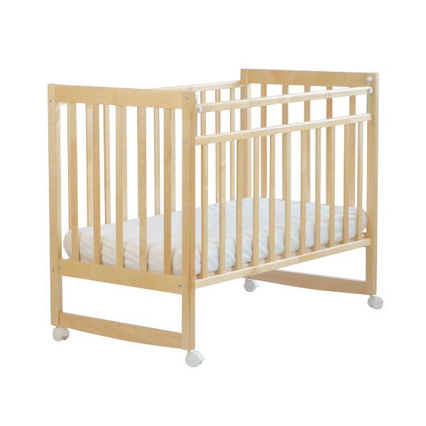 Кроватка СКВ Компани Митенька 1501 Береза 150115<br>
