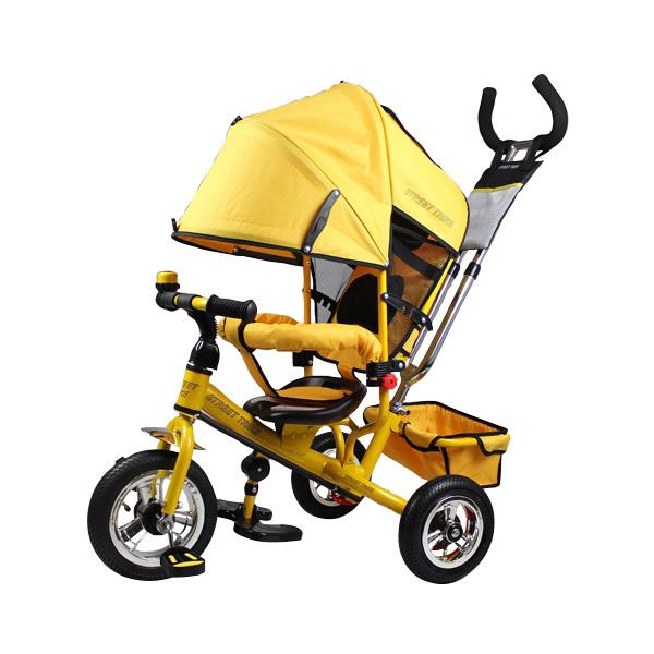 Велосипед Street Trike A22-1 Желтый<br>