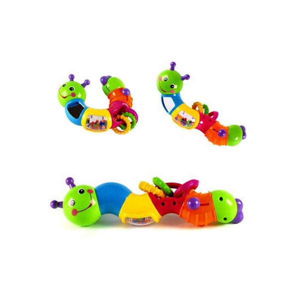 Развивающая игрушка Play Smart Весёлая гусеница<br>