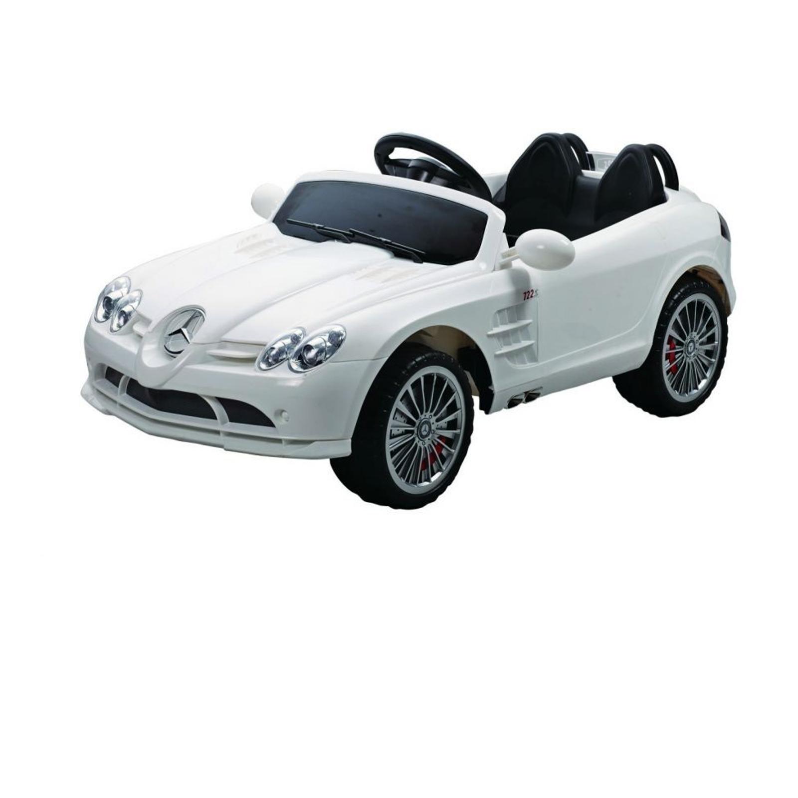 ������������� RT Mercedes-Benz SRL McLaren White