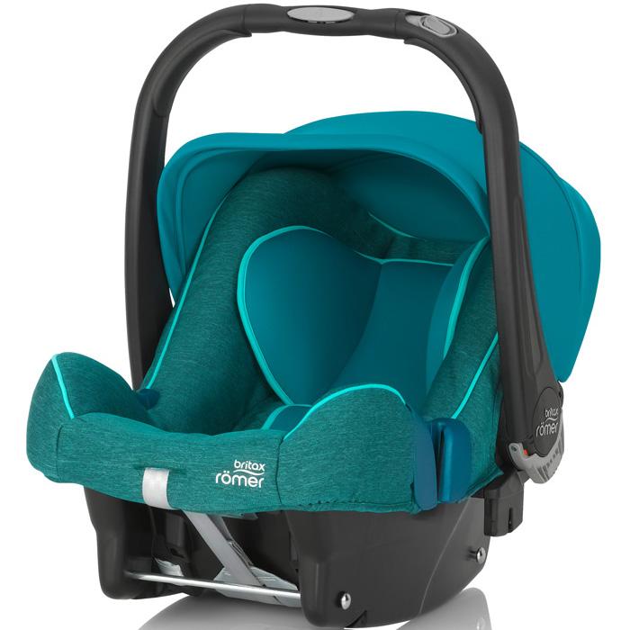 Автокресло Britax Romer Baby-Safe Plus SHR II Green Marble Highline<br>