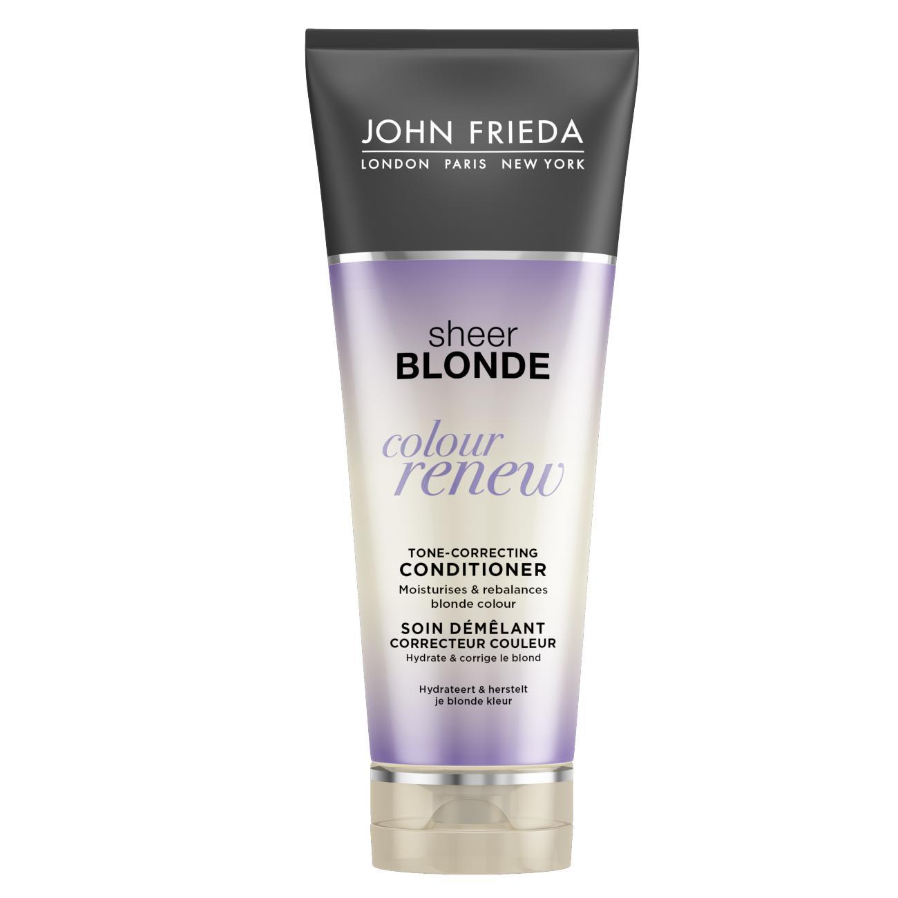 Кондиционер John Frieda Sheer Blonde для восстановления и поддержания оттенка осветленных волос 250 мл<br>