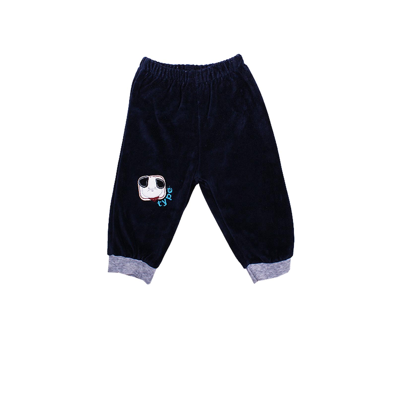 Комплект одежды Estella для мальчика, брюки, толстовка, цвет - Синий Размер 68
