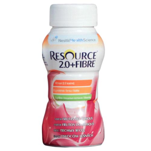 ����� Nestle RESOURCE fibre 2.0 200 �� �� ������ ������ ���� (� 3 ���)