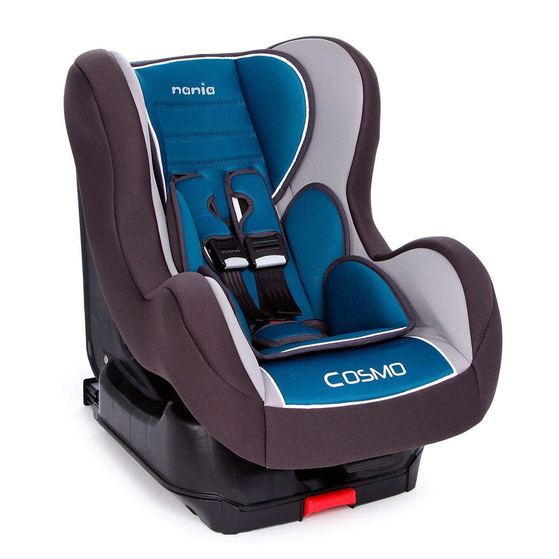Автокресло Nania Cosmo Sp Isofix 9-18кг Agore Petrole<br>