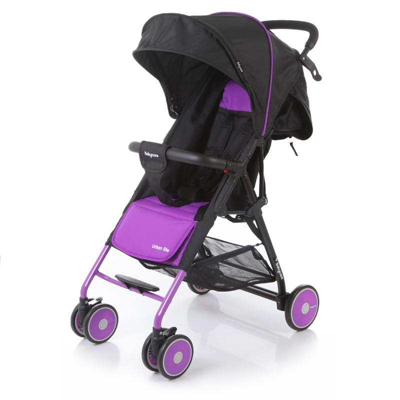 Коляска прогулочная Baby Care Urban Lite Purple<br>