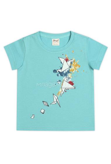 Футболка Ёмаё Оригами (27-616)