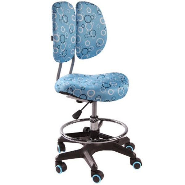 Кресло FunDesk SST6 ортопедическое Blue<br>