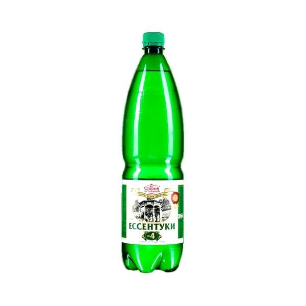Вода минеральная Есентуки Старый Источник №4 1,5 л