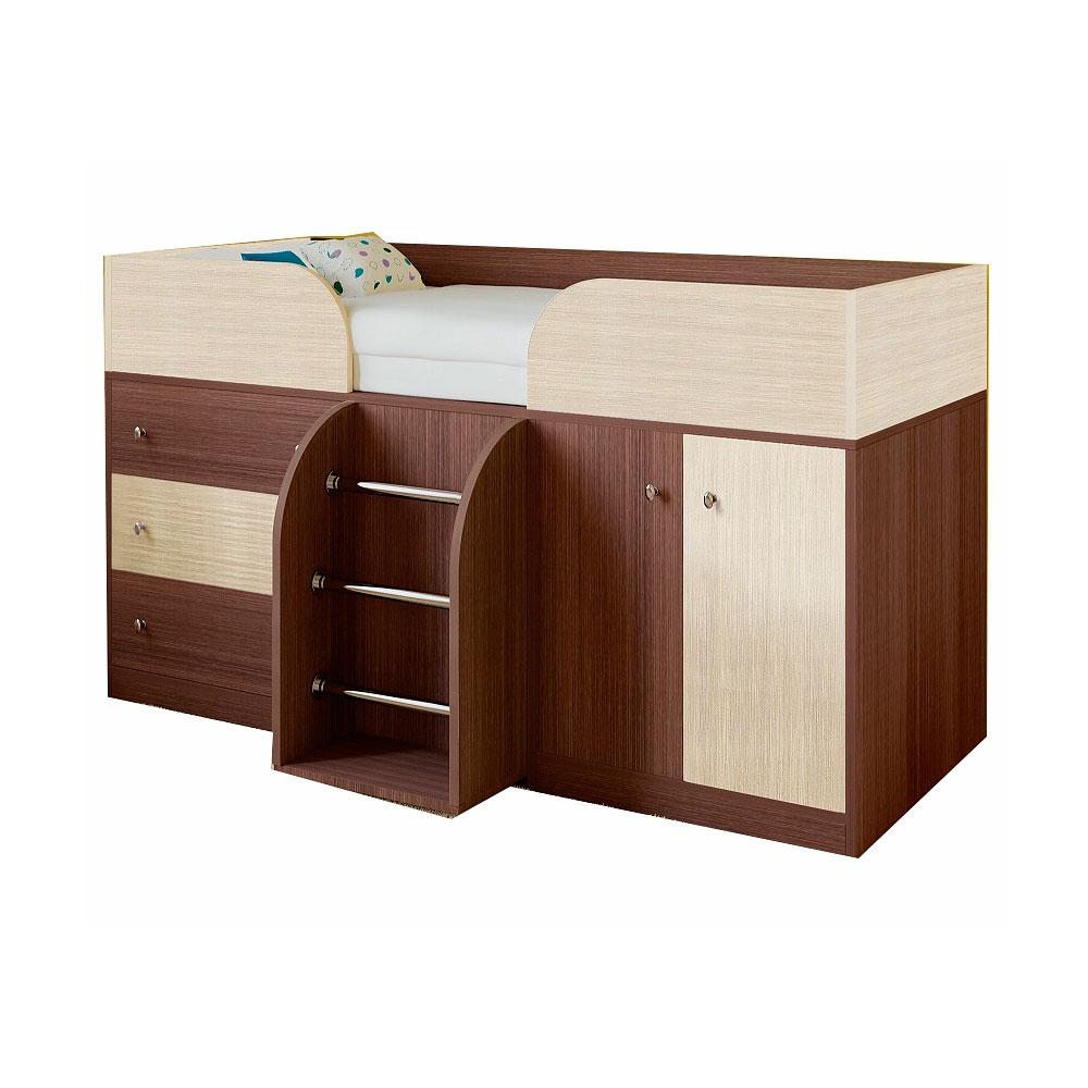 Набор мебели РВ-Мебель Астра 5 Дуб шамони/Дуб молочный<br>