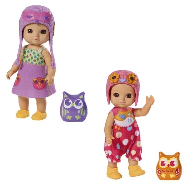 Кукла Zapf Creation Chou Chou Плюс Мини-птичка 12 см 2 волна (В ассортименте)<br>