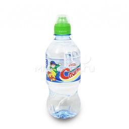 Вода детская Святой Источник 0.33 л спорт