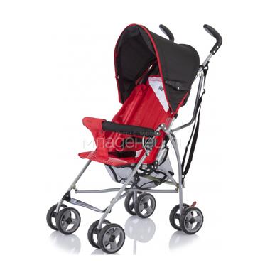 Коляска Baby Care Vento red