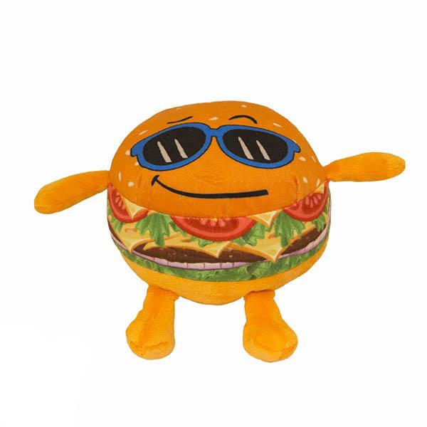 Мягкая игрушка Button Blue Крутой бургер<br>