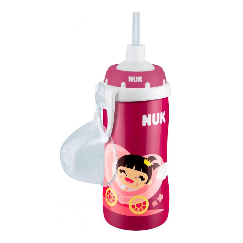 Поильник Nuk 300 мл Flexi Cup Флекси Кап (с 24 мес)