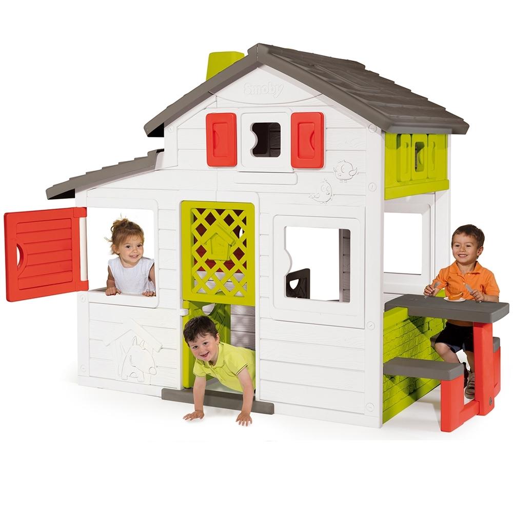 Домик Smoby Для друзей с кухней 217х155х172 см<br>