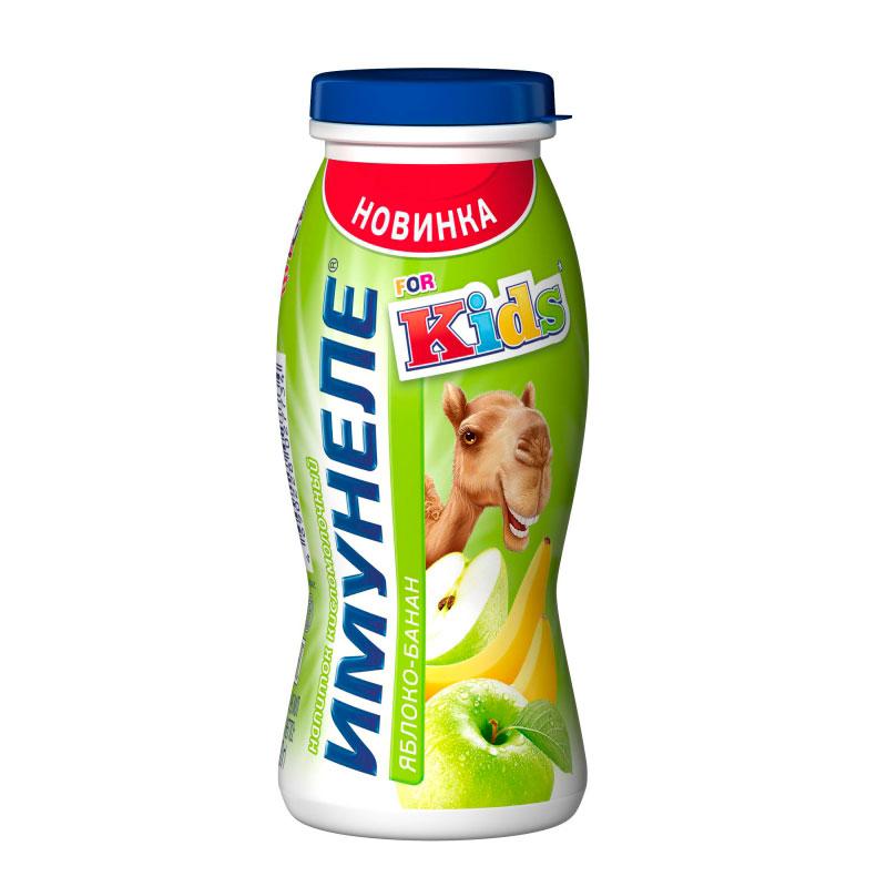 Имунеле Kids 100 гр Яблоко банан с 3 лет<br>