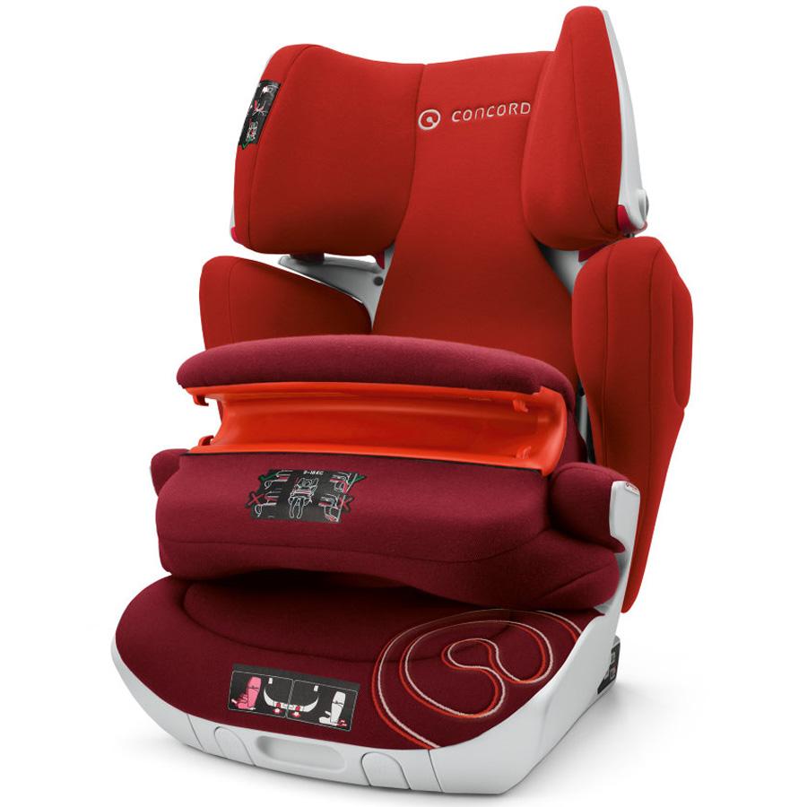 Автокресло Concord Transformer XT Pro Tomato Red<br>
