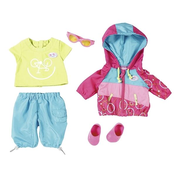 Одежда для кукол Zapf Creation Baby Born Для велопрогулки<br>
