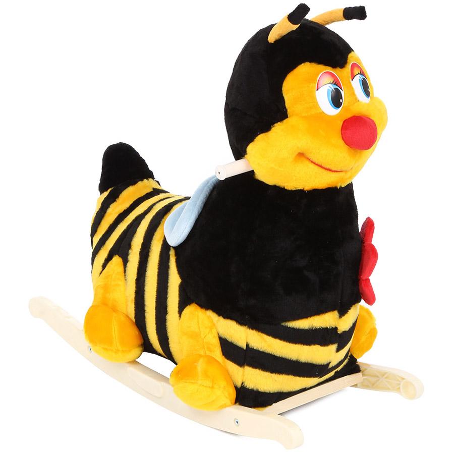 Качалка мягкая Тутси Пчелка<br>