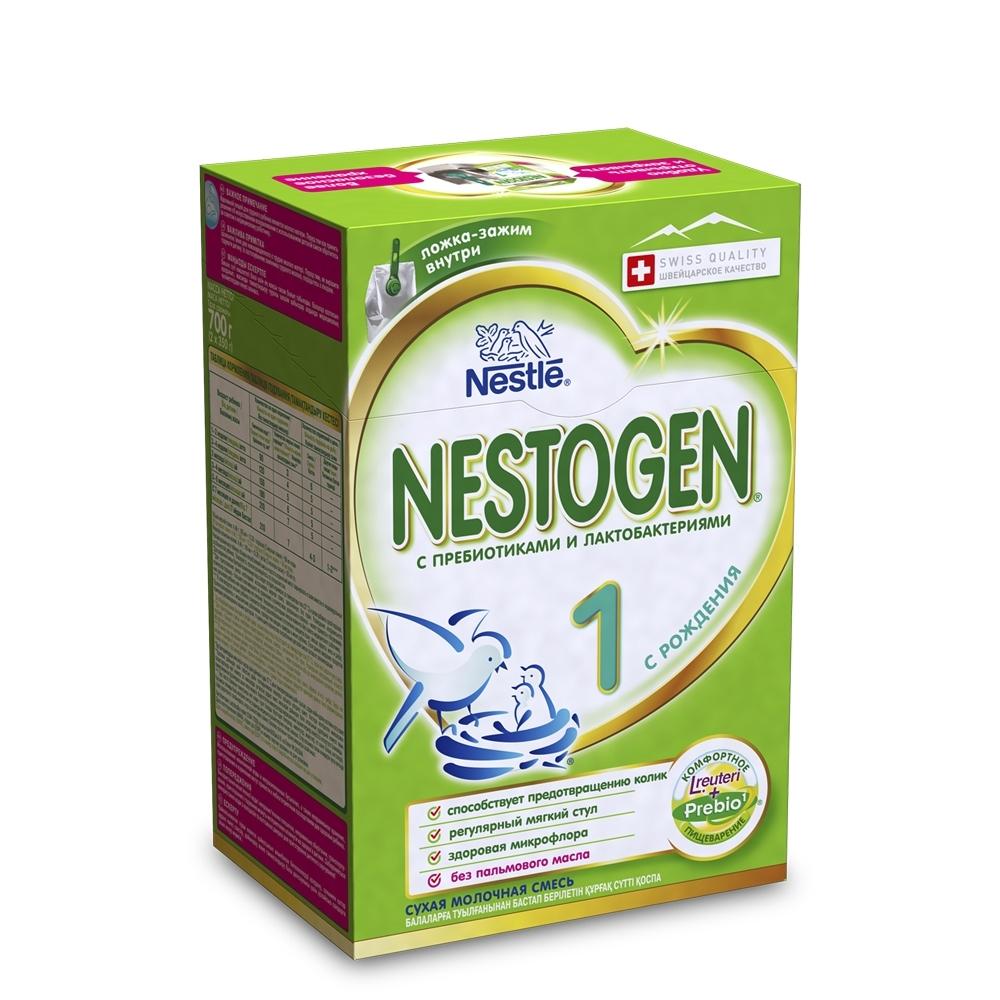 Молочная смесь Nestle Nestogen 700 гр №1 (с 0 мес)<br>