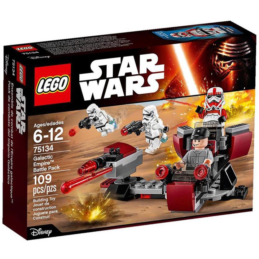 ����������� LEGO Star Wars 75134 ������ ����� ������������� �������