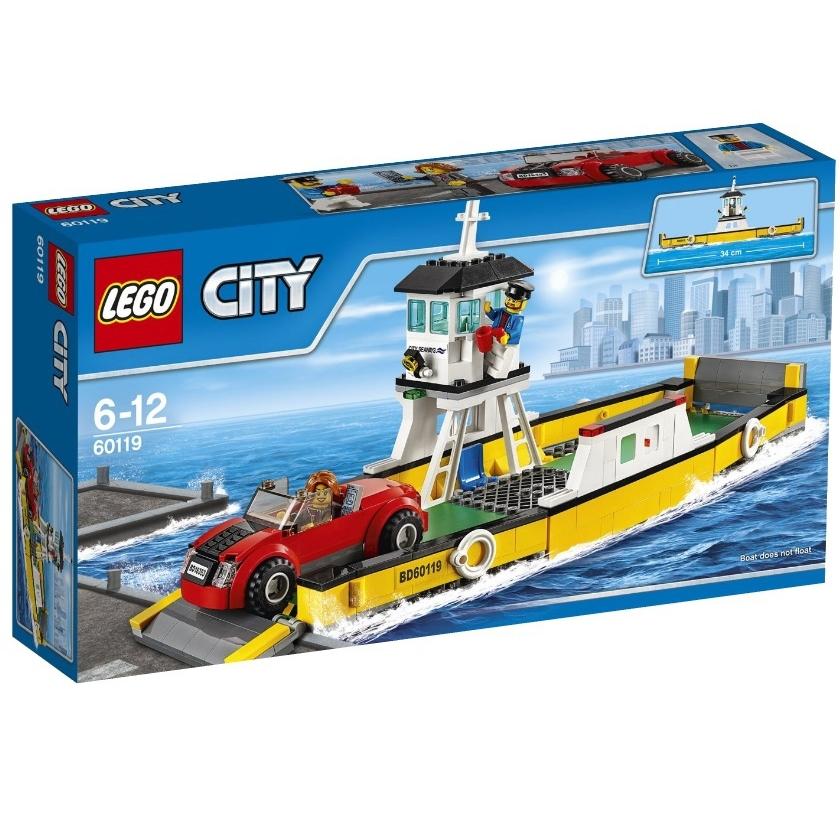 ����������� LEGO City 60119 �����