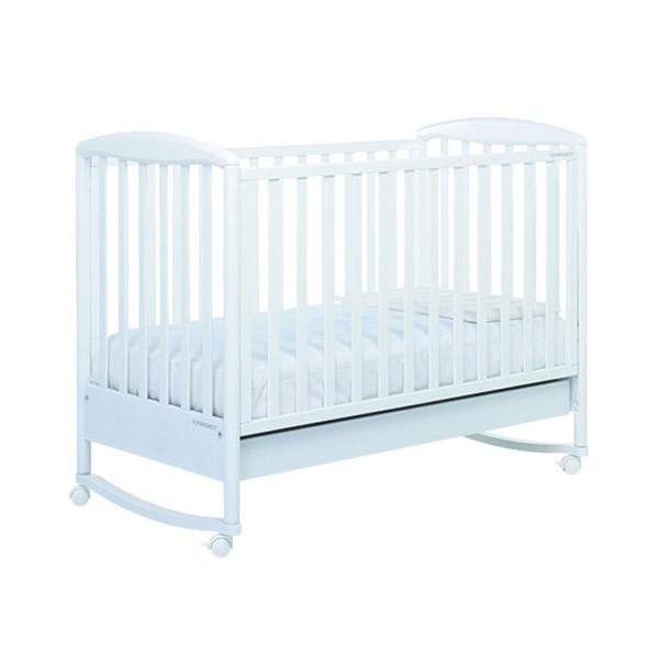 Кровать Foppapedretti Liuba Bianco<br>