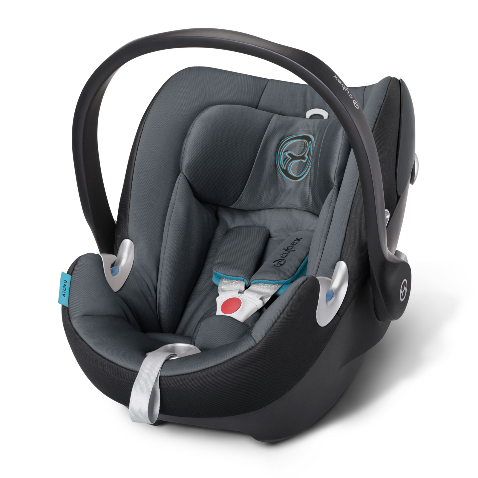 Автокресло Cybex Aton Q Black Sea<br>