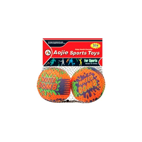 Набор для игр в воде Shantou 2 мяча водных бомбочек