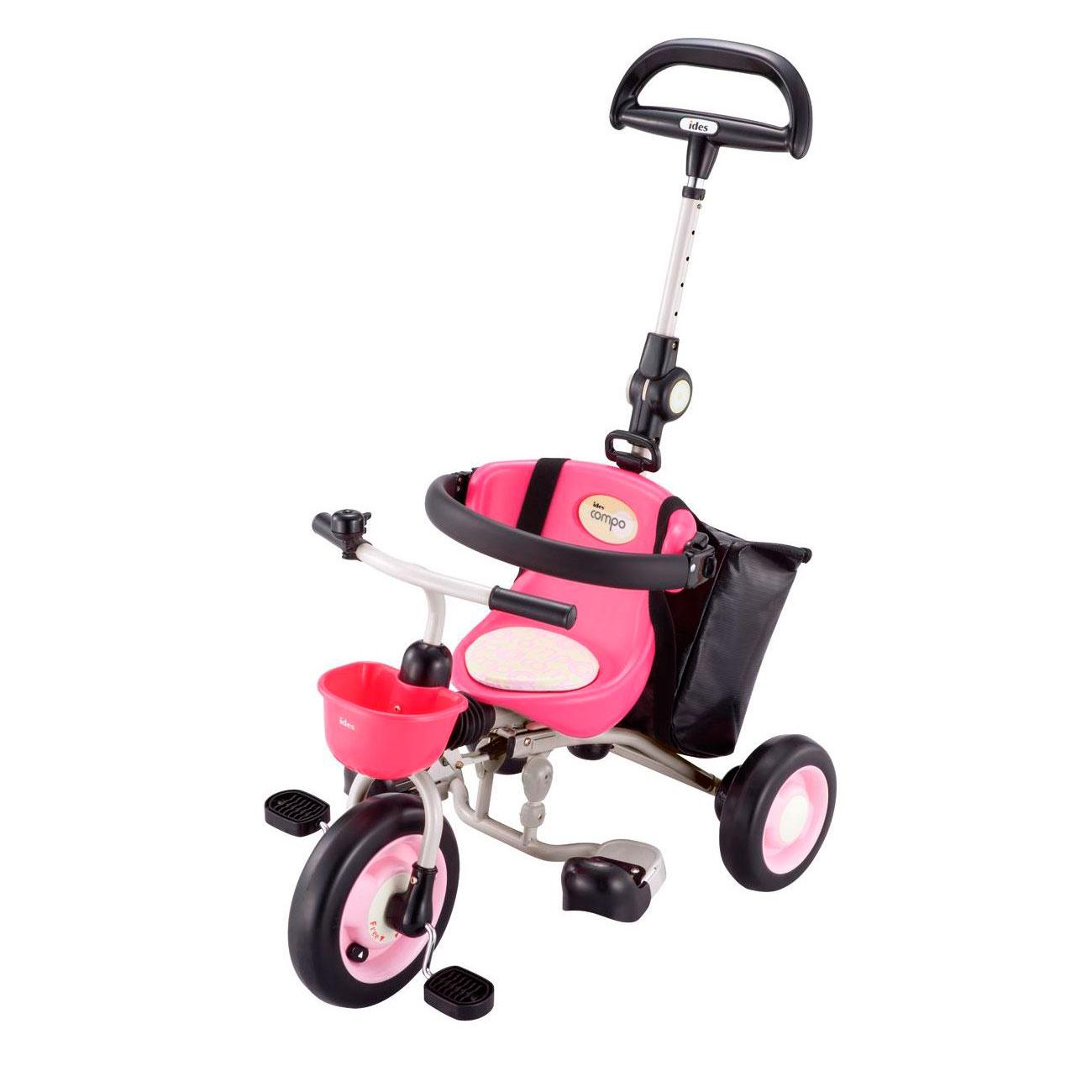 Велосипед Ides Town Розовый<br>