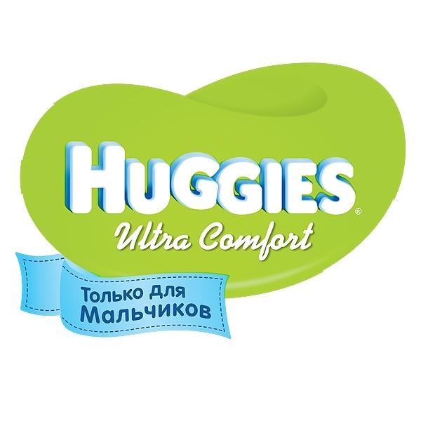 ���������� Huggies Ultra Comfort Conv Pack ��� ��������� 10-16 �� (17 ��) ������ 4+