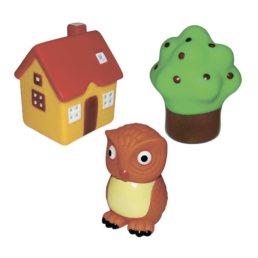 Набор игрушек ПОМА Лесной домик