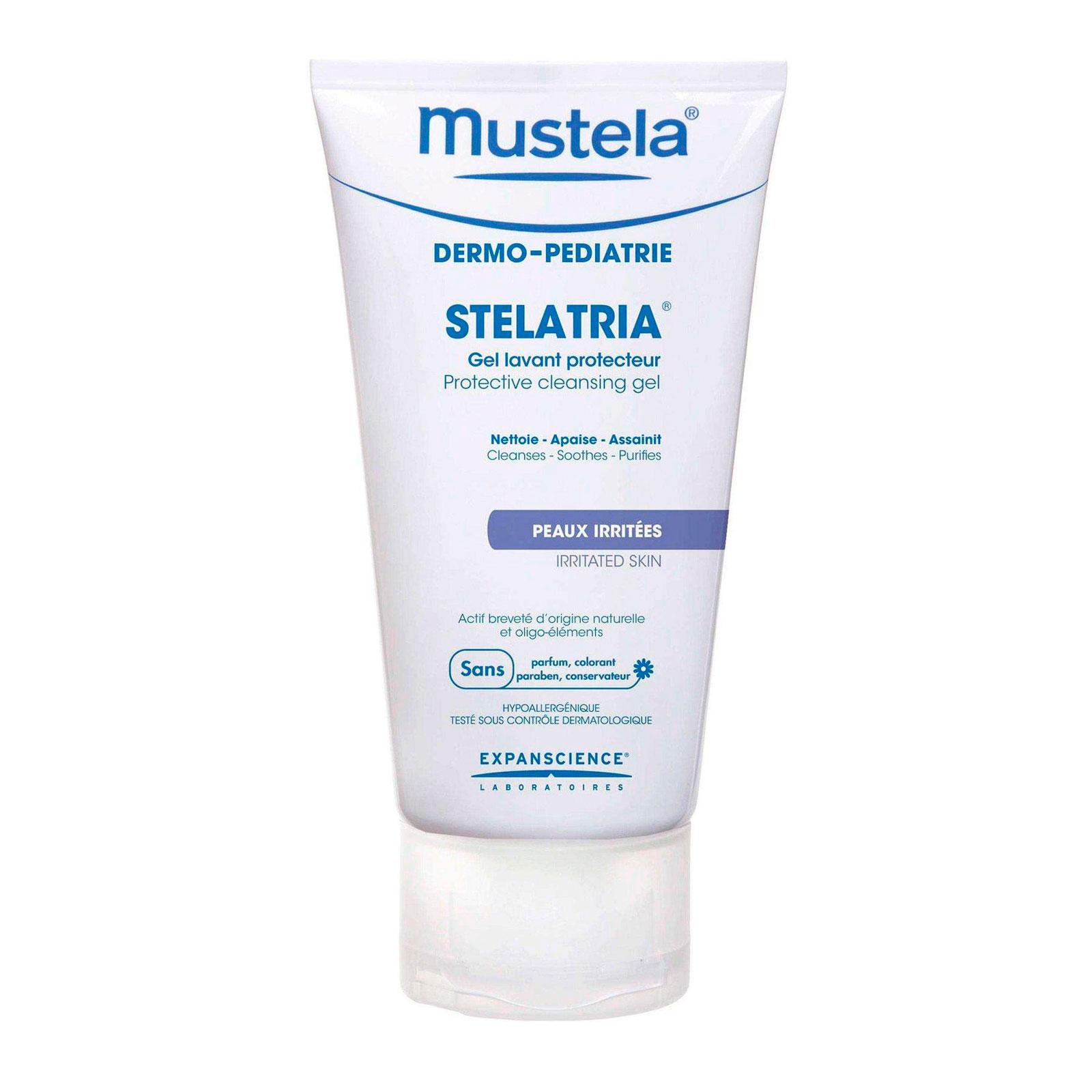 Гель очищающий Mustela Stelatria 150 мл защитный<br>