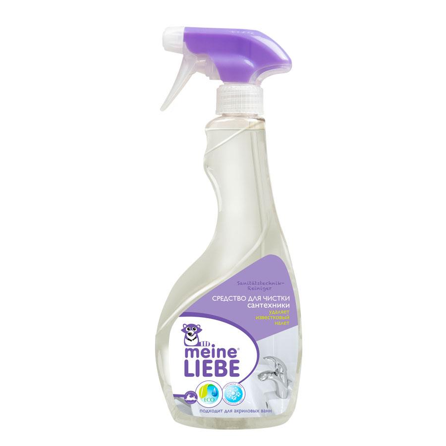 Средство Meine Liebe для чистки сантехники ванн, раковин, душевых кабин 500 мл<br>