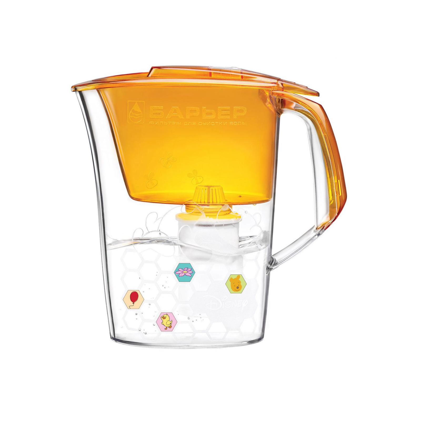 Фильтр-кувшин Барьер для очистки воды Винни