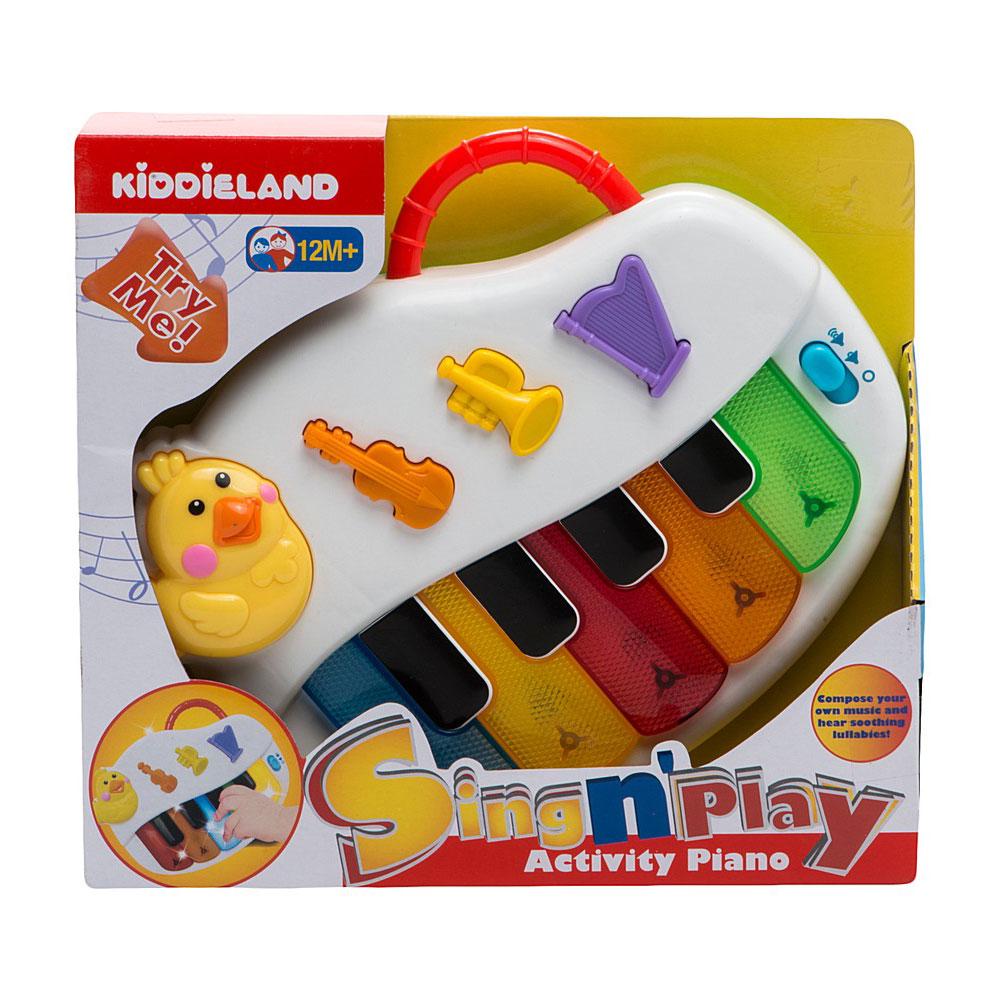 Развивающая игрушка Kiddieland Пианино<br>