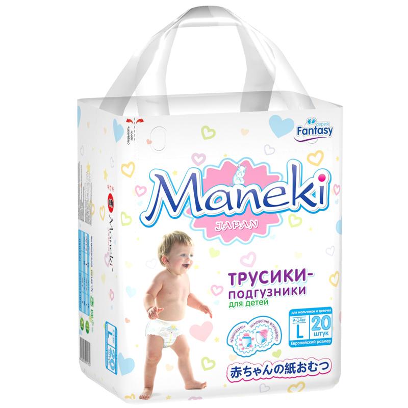 ������� Maneki Fantasy Mini 9-14 �� (20 ��) ������ L