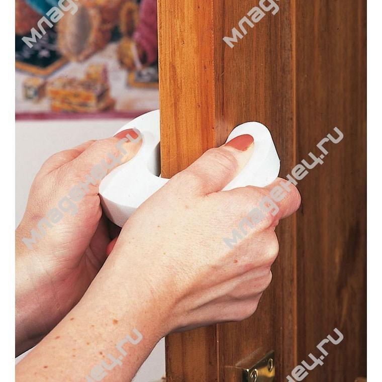 Защита двери Clippasafe От захлопывания 1 шт.