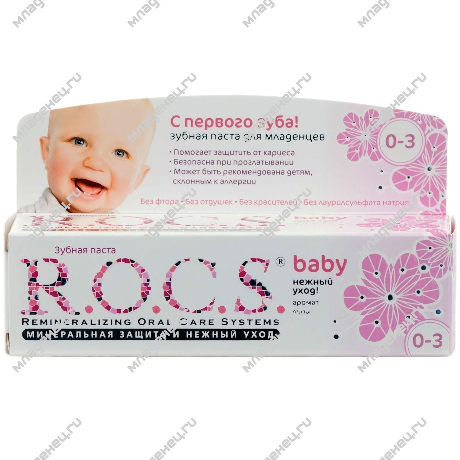 ������ ����� R.O.C.S. Baby 45 �� ���� � 0 ���