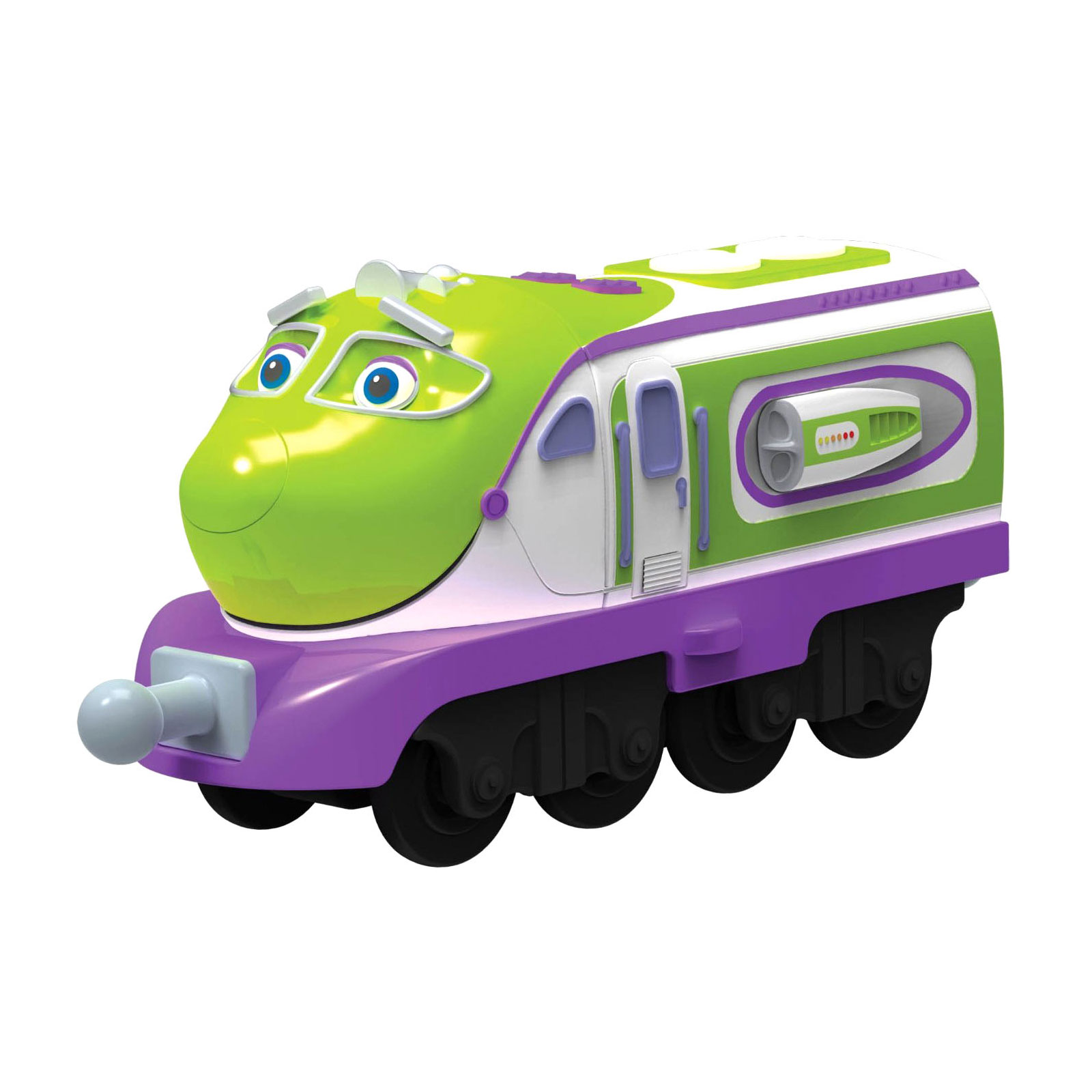 Паровозик Chuggington Коко-Чаггинсоник с 3 лет.