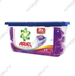 Капсулы для стирки Ariel 3 в 1 32 шт. Color and Style для цветного белья