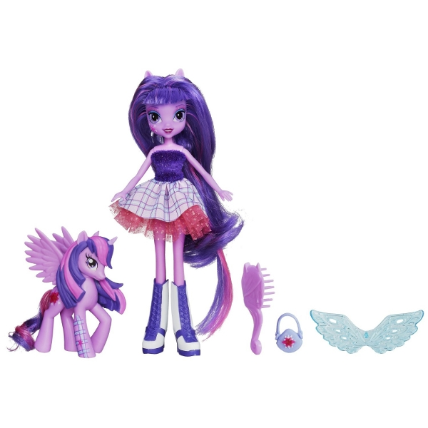 Кукла My Little Pony Twilight Sparkle с пони