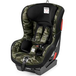 Автокресло Peg-Perego Viaggio DUO-FIX K Camo Green