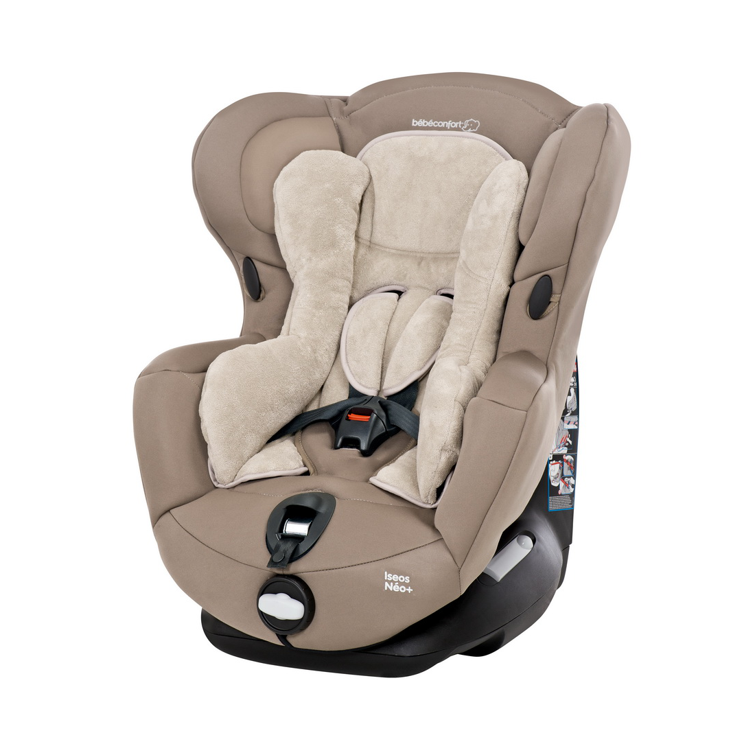 Автокресло Bebe Confort Iseos Neo Walnut Brown