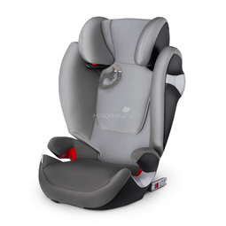 Автокресло Cybex Solution M-Fix Manhattan Grey